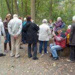 Waldspaziergang Goldstein 15-10-2016