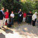 Regionalrat-Jubilaeum Goldsteinpark 11-8-2018