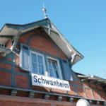 Schwanheim - Alter Bahnhof