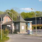 Schwanheim - Endhaltestelle Strassenbahn