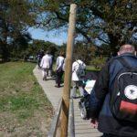 Spaziergang Schwanheimer Dünen 30-4-2017
