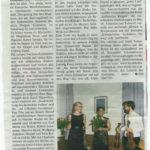Kultureller Reigen 17-8-2019 - wochenblatt 21-8-19